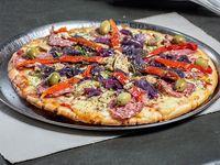 30 - Pizza especial zíngara