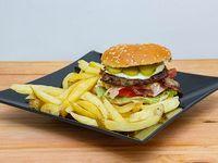 Pepinillos burger