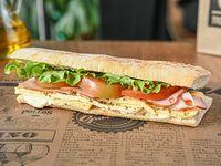Tropical sándwich
