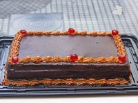 Tortas de fiesta cobertura vainilla