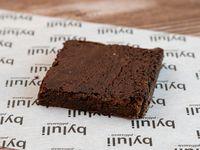 Brownie (sin gluten)