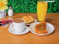 Desayuno Omelette