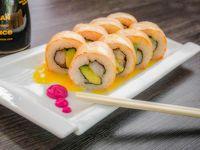 97 - Sake grill rolls