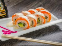 72 - Sashimi acevichado rolls