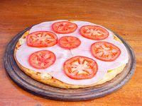 Grande de jamón y tomates