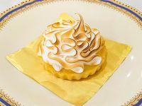 Tarta crema de limón con merengue (10 cm)