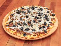 Pizza familiar chilena