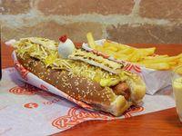 Hot Dog 60'ss