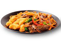 Wok Box 7 Carne Teriyaki/ Carne Brócoli