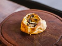Empanada gourmet de hongos
