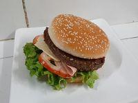 Súper hamburguesa