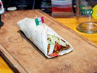 Tacos de cochinita marinada en salsa de achicote
