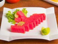 81 - Sashimi atún  (9 cortes )