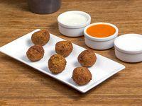 Porción de falafel (6 unidades)