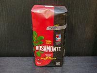 Yerba mate con palo plus rosamonte  500 g