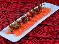 Sashimi salmon (5 unidades)