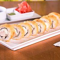 62 - Almond furay tempura roll (8 unidades)