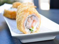 54 - Sake katsu tempura roll (8 unidades)