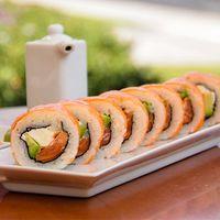 99 - Nikkei smoke cheese roll (8 unidades)
