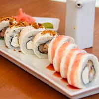 101 - Nikkei prince roll (8 unidades)