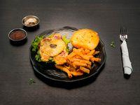 Burger Caníbal Chicken