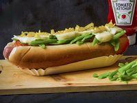 Hot dog chacarero