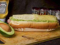 Hot dog brasileño