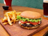 Combo burger - Completa