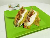 Tacos Duros Tradicional