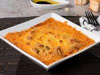 Lasagna de Berenjenas a la Parmesana