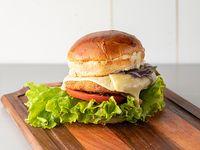 Mila burger cebollatada