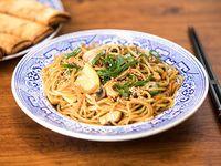 Promo - 1 plato chino + 4 arrolladitos primavera
