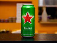 Cerveza Heineken porrón 330 ml