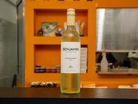 Vino Benjamín Nieto senetiner blanco cosecha tardía 750 ml