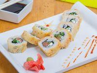 California tempura roll (8 piezas)
