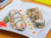 Spicy tempura roll (8 piezas)