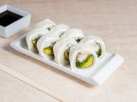 Snow tempura roll (8 piezas)