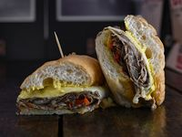 Sándwich Filadelfia Steak