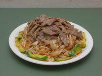 62 - Chau jo fen con carne