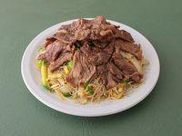 51 - Chau min fen con carne