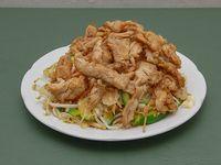 21 - Chop suey con pollo