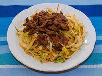 22 - Chop suey con carne
