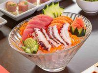 Sashimi mix especial (9 o 15 piezas)