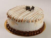 Torta de Dulce de Leche y Merengue - 10 porciones