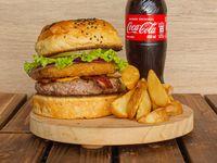 Combo Crujiente Burger