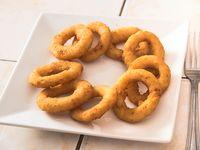 Aros de cebolla fritos (9 unidades)