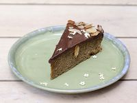 Torta de Banano con Chocolate