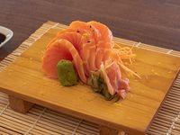 Sashimi spicy salmón