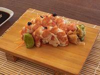 Sashimi de langostino