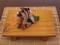 Sashimi de pulpo (5 unidades)